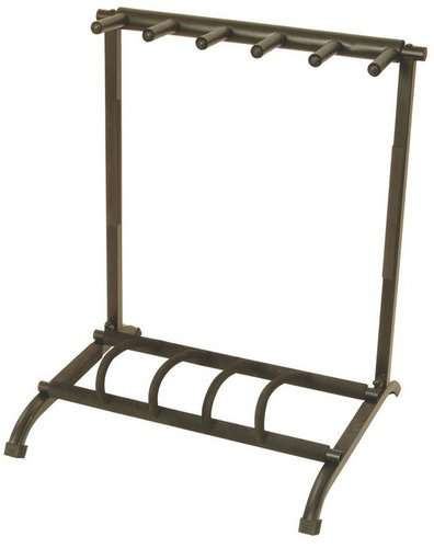 On-Stage Stands GS7561 5-Guitar Stand GS7561