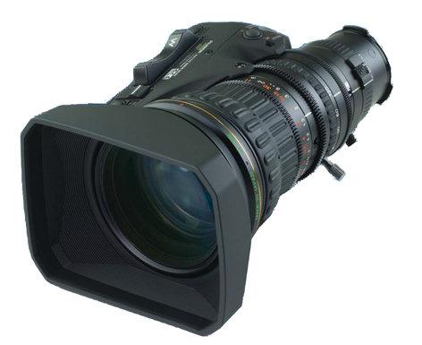 "Fujinon Inc ZA17X7.6BRM  2/3"" ENG HD Digi Power Zoom Lens ZA17X7.6BRM"