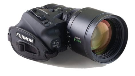 Fujinon Inc ZK3.5X85 85-300mm T2.9 Premier ZK Cabrio PL Compact Zoom Lens with Digital Servo ZK3.5X85