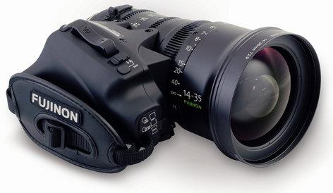 Fujinon Inc ZK2.5X14 14-35mm T2.9 Premier ZK Cabrio PL Compact Zoom Lens with Digital Servo ZK2.5X14