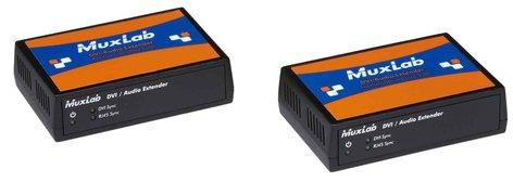 MuxLab MUX-500390 DVI-Audio Extender Kit MUX-500390