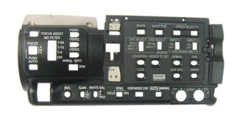 Panasonic VYK3J06  Right Side Case Unit For AGMC150P VYK3J06