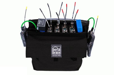 Porta-Brace RM-MULTI/EB  Wireless Microphone Case RM-MULTI/EB