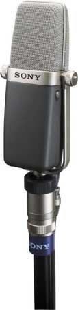 Sony C38B Condenser Mic, Multi-Pattern C38B