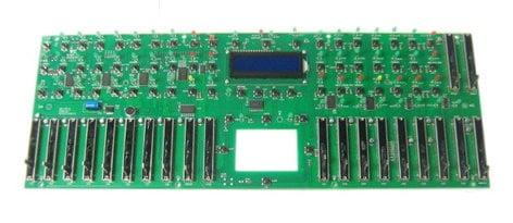 ADJ Z-DOP-CPCB Control PCBA For DMX Operator Pro Z-DOP-CPCB