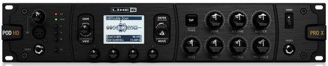 Line 6 POD HD Pro X Rackmount Guitar Effects Processor POD-HD-PROX