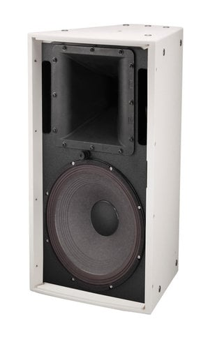 "Electro-Voice EVF-1122S 94 12"" 2-Way Full Range Speaker with 90 x 40 Dispersion in White EVF1122S/94-WHITE"