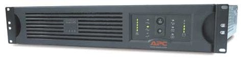 American Power Conversion SUA1000RMI2U Smart UPS 670W, 1000VA, 230V, 2U Rackmount, 6 Outlets SUA1000RMI2U