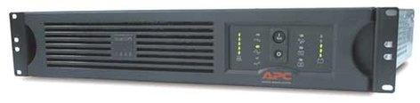 American Power Conversion SUA1000RMI2U Smart UPS 670W, 1000VA, 230V, 2U Rackmount, 6 Outlets SUA1000RMI2U