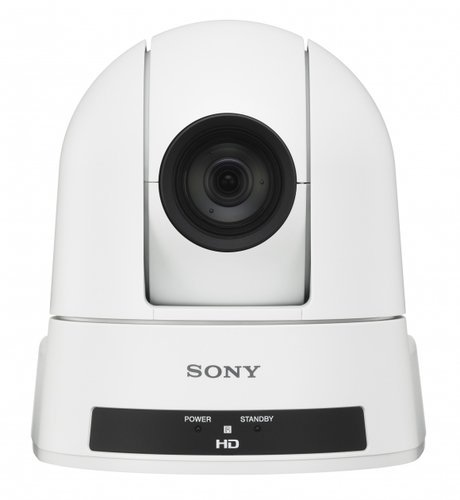 Sony SRG-300H/W 30x Zoom 1080p HD PTZ Camera in White SRG300H/W