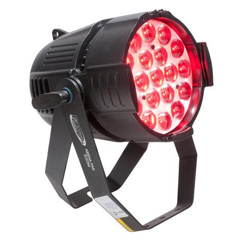 Elation Pro Lighting Arena Par Zoom 19x10W Quad Color LED Par ARENA-PAR-ZOOM