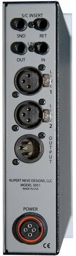 Rupert Neve Designs 5051-V Shelford Inductor EQ / Compressor 5051-V