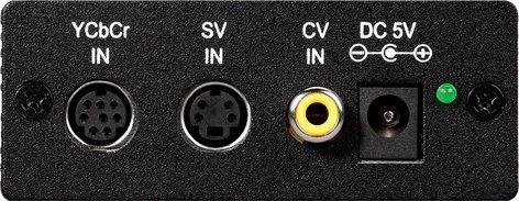 AV Tool 1T-V1280HD Analog PC/HD Upconverter 1T-V1280HD