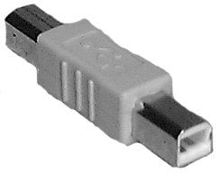 Philmore 70-8006 Male to Male USB Type B Passive Adapter 70-8006