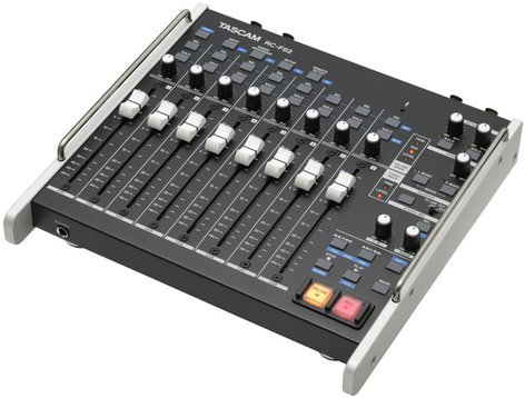 Tascam RC-F82  8 Channel Fader Controller and Talkback System for HS-P82 RC-F82
