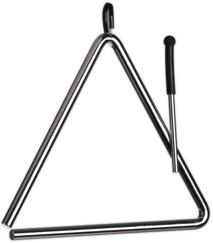 "Latin Percussion LPA123 10"" LP10 Aspire Triangle LPA123"