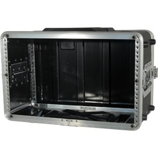 Grundorf Corp ABS-WR0608  6RU Wireless Rack in Black ABS-WR0608