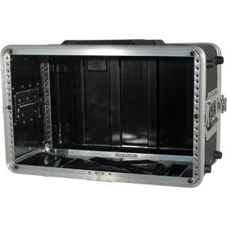 Grundorf Corp ABS-WR0608  6RU Wireless Rack in Black ABS-WR0608