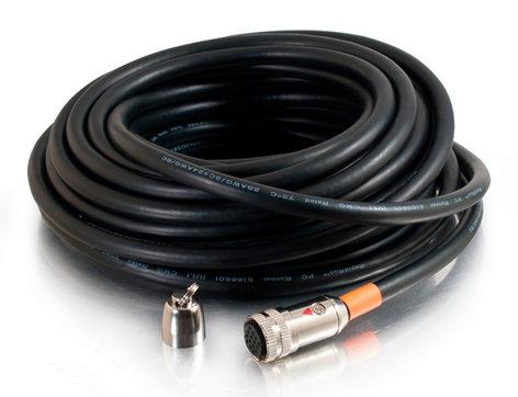Kramer RR-AN-25 25' RapidRun Analog Multi-Format Runner Cable RR-AN-25