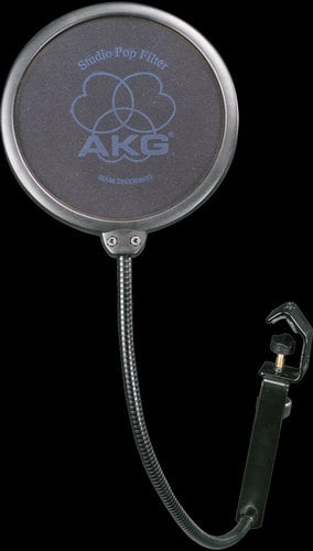 AKG PF80  Studio Pop Filter PF80