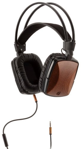 Griffin Technology WoodTones Over-Ear Headphones WOODTONES-HEADPHONES