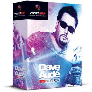 Waves Dave Aude EMP Toolbox Electronic Music Production Plugin Bundle DAEMPTB