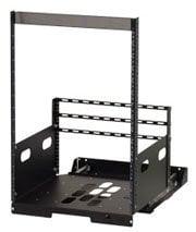 Lowell LPOR2-1419  14 RU Pull Out Rack with 2 Slides LPOR2-1419