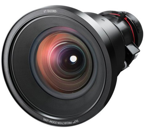 Panasonic ET-DLE085 0.8–1.0:1 Short Throw Zoom Lens for 1-Chip DLP Projectors ETDLE085