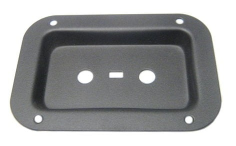 Line 6 30-51-0617  Jack Plate For 4X12 Stereo Cabinet 30-51-0617