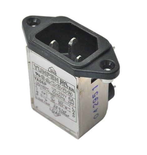 Allen & Heath AL3458  IEC Jack For GL2200 AL3458