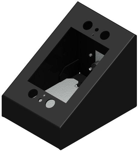 FSR, Inc DSKB-1G  Single Gang Desktop Mount Bracket DSKB-1G