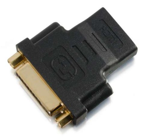 Cables To Go 18402 HDMI Female to DVI-D Female Adapter 18402