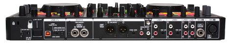 Denon MC6000MK2 DJ Mixer And Controller MC6000MK2