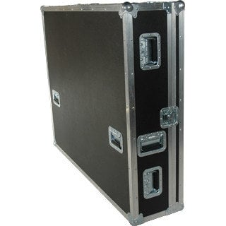 Grundorf Corp T8-MSOCSIEXP3-DHB  Hardshell Mixer ATA Flight Case for SI-Expression 3 with DogHouse T8-MSOCSIEXP3-DHB