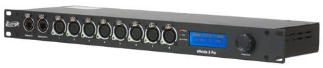 Elation Pro Lighting ENODE-8-PRO 8-Universe Artnet/sACN to DMX Interface ENODE-8-PRO