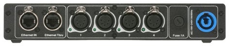 Elation Pro Lighting eNode4 4-Universe Artnet/sACN to DMX Interface ENODE-4
