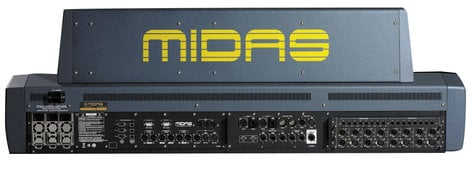 Midas PRO6/IP 56 Input Live Audio Mxing System - Install Package PRO6/CC/IP