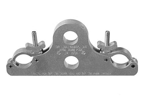 "The Light Source MTP12 12"" 1-Ton Mega-Truss Pick in Aluminum MTP12"