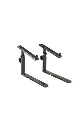 K&M Stands 18813  Stacker for 18810 Stand in Black 18813
