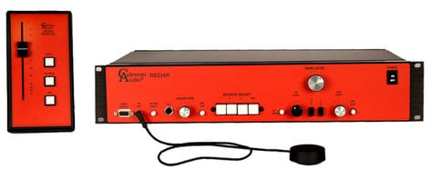 Coleman Audio RED-48  Summing Console  RED-48
