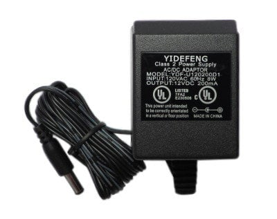 Gemini 059-138  AC Adapter For NX Series Receivers 059-138