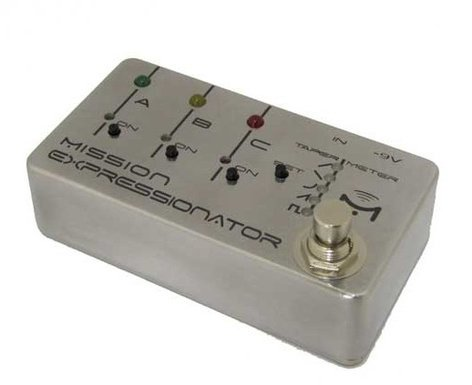 Mission Engineering Inc Expressionator Multi-Expression Controller M-EXP-MINI