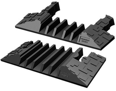Lex Products Corp PREB-5 PowerRAMP Crossover End Boots PREB-5