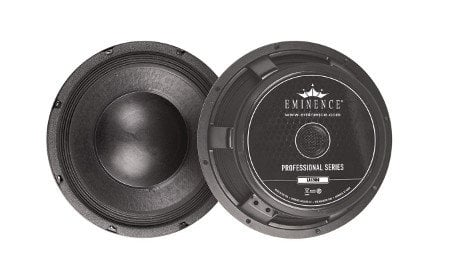 Eminence Speaker LA12850  12 Inch Shallow Vent Array Woofer LA12850