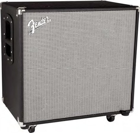 "Fender Rumble 115 1x15"" 600W Bass Speaker Cabinet RUMBLE-115-CAB"