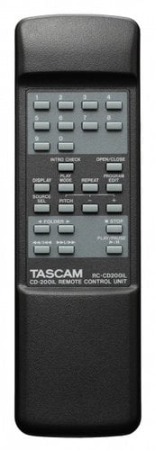 Tascam CD200IL CD-200iL CD Player with 30-Pin & Lightning iPod Dock CD200IL