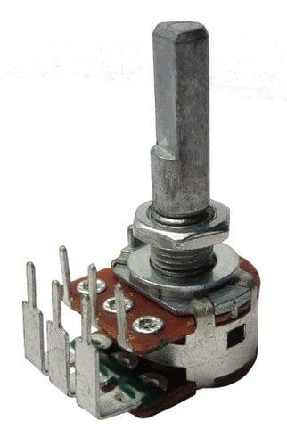 Line 6 01-48-4103  10 K Ohm Stereo Pot For  Flextone 01-48-4103