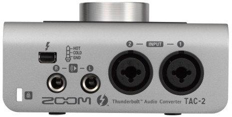 Zoom TAC-2 2x2 Thunderbolt Audio Interface TAC-2