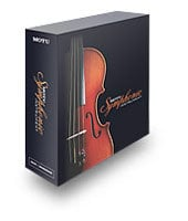 MOTU SYMPHONIC  Orchestral Instrument Plug-In SYMPHONIC