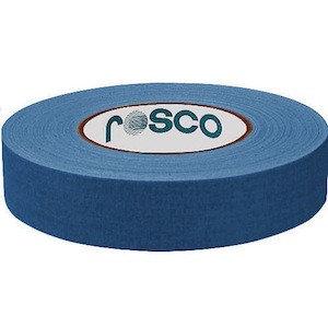 """Rosco Laboratories GaffTac 1/2"""" Case 95 Rolls of 12mm x 25m Spike Tape GAFFTAC-1/2""""-CASE"""